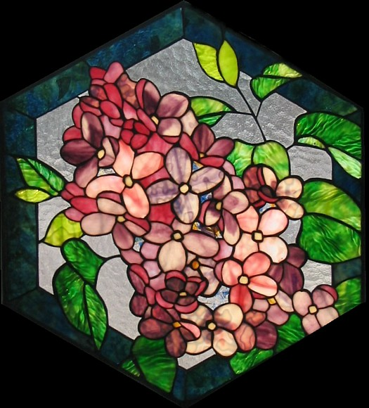 Chantal Pare Stained Glass